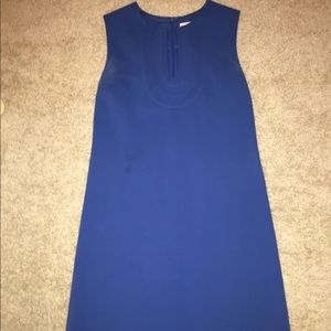 BEAUTIFUL ROYAL BLUE DVF DRESS!!
